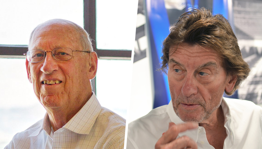 Two Titans of Architecture Pass Away