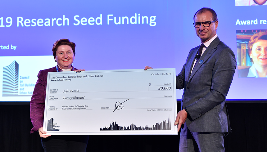 International Research Seed Funding