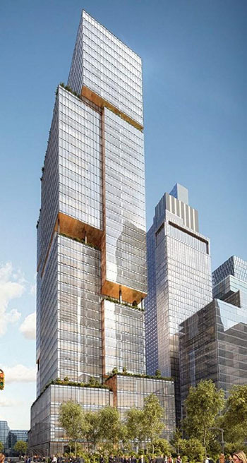 New Permits Filed For Tower In New York City