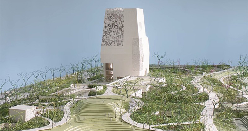 The Obama Presidential Center is on track to be built in historic Jackson Park after a lawsuit was tossed on 11 June. (c) Obama Foundation.