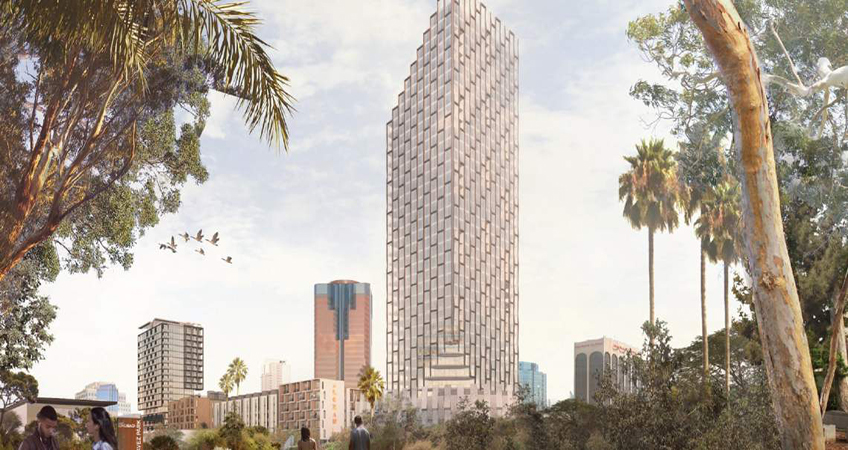 The Westside Gateway development could change the skyline on the western side of Downtown Long Beach.