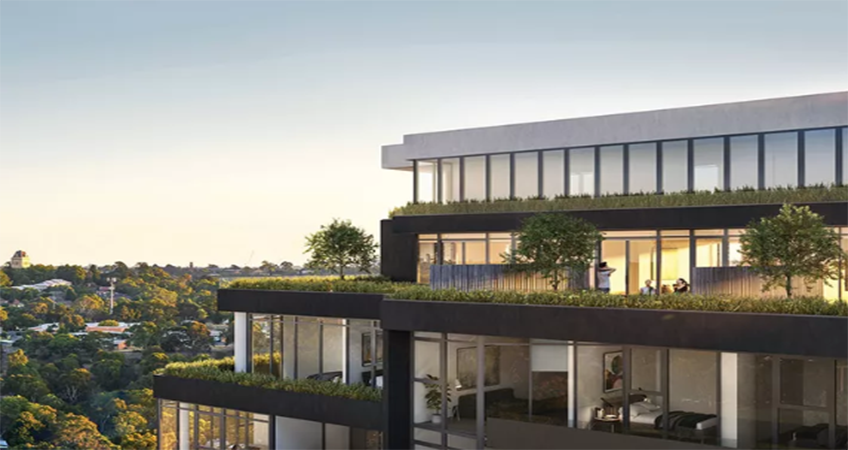 HOME will span 7,471 square meters of space when completed.