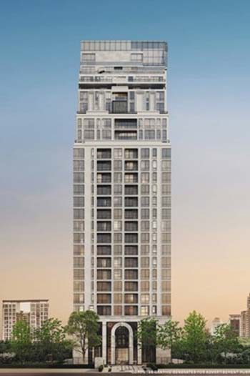 The site for One Bangkok sits on some of the most expensive land in the heart of the city.