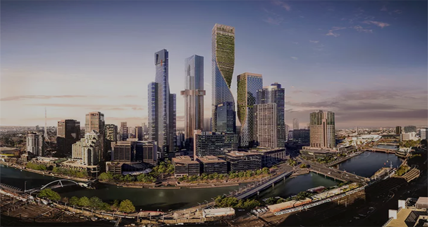 Southbank by Beulah Complex beat five other proposals for the landmark site it will sit on.