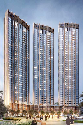 Megaworld said that once completed, the township would become a master-planned area with a mix of uses.