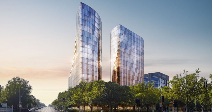 The 122-apartment Magnolia, and 91-apartment Ginko will draw to a close early 2020, followed by the third tower, the 207-apartment Anaca in mid-2020.