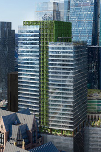 Plans Unveiled for New Towers in London