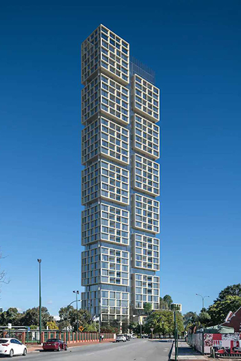 Plans for Apartment Tower in South Perth Approved