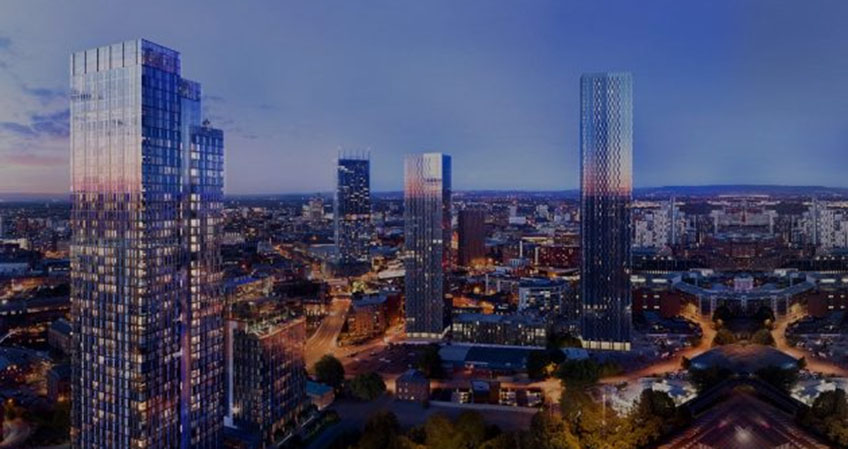 Manchester Development Scheme Progresses to Phase Two