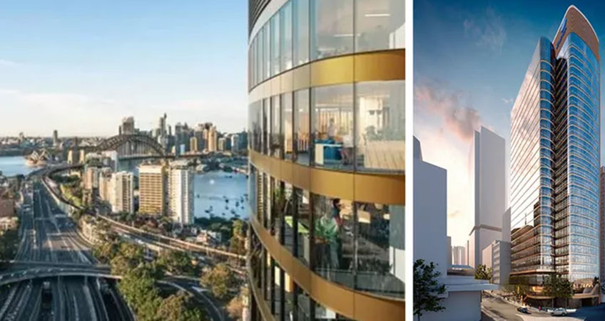 Sydney Tower Market Sees High Trading Activity