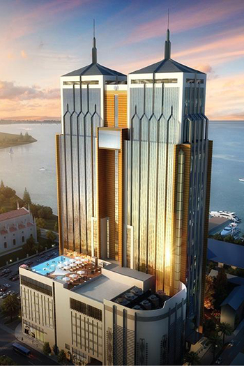 Soft Opening of Mixed-Use Project in Dar es Salaam Announced