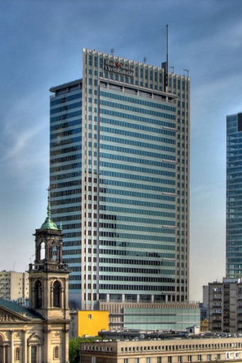 WFC provides 50,000 square meters of office space across 32 floors.
