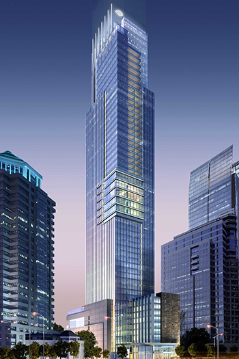 Atlanta High-Rise Projects Move Forward