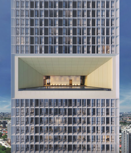 Residential Development Proposed for Kuala Lumpur's City Center