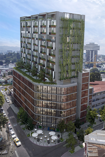 Mixed-Use Tower to Rise in Guatemala City