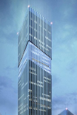 Hotel Planned for New District in Hangzhou