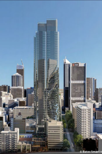 Melbourne Skyscraper Approved Under New Zoning Regulations