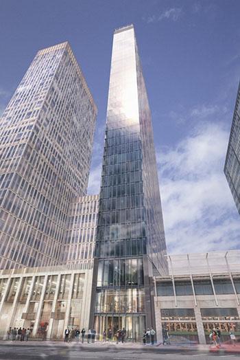 Slender Birmingham Skyscraper Receives Go-Ahead