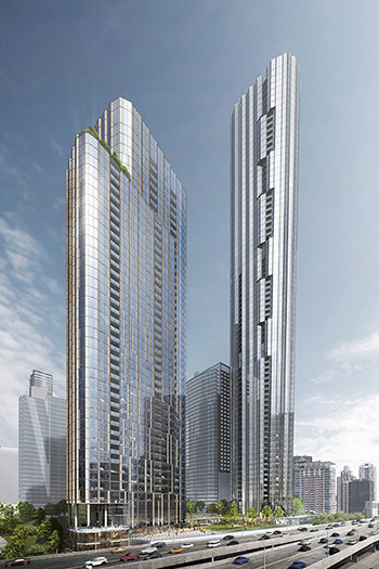 Under-Construction Skyscrapers in Chicago Secure Financing
