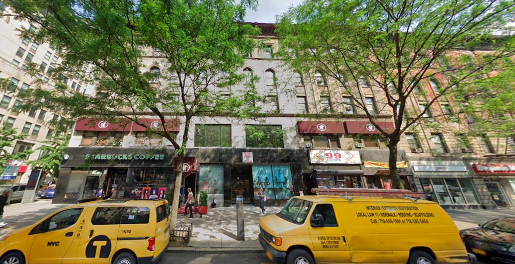 Permits Filed for Mixed-Use Building in New York City