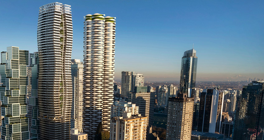 Proposed Passive House Vancouver Tower to Contain Large Social Housing Component