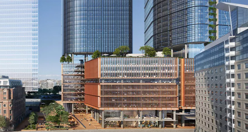 Approval Won for Central Station Complex in Sydney