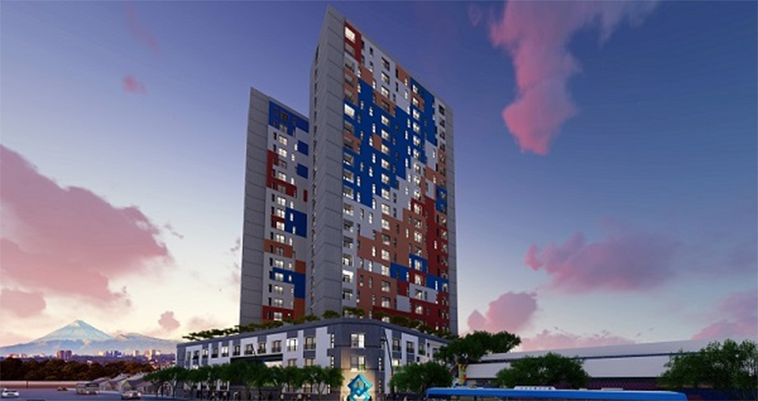Modular Residential Complex Proposed in Guatemala City