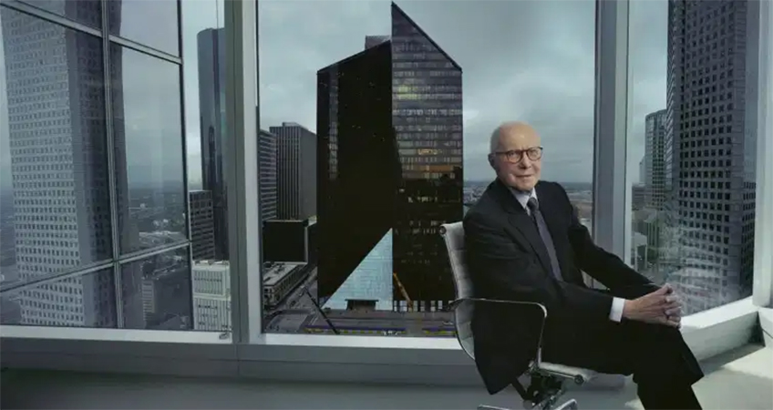 Gerald D. Hines, founder of CTBUH member company Hines, was a tremendous influence on Houston and other global cities.
