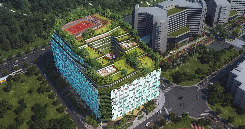 Canadian-Based Architect Wins Competition for Shenzhen Children's Hospital