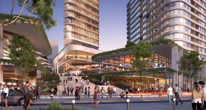 Gosford Triple Tower Development Approved