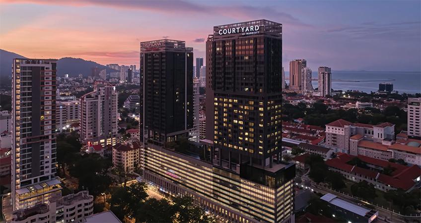 Hotel Franchise Makes Debut in Penang