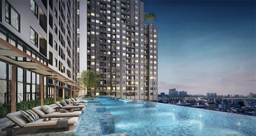 Developer Launches Condo High-Rise Project in Bangkok