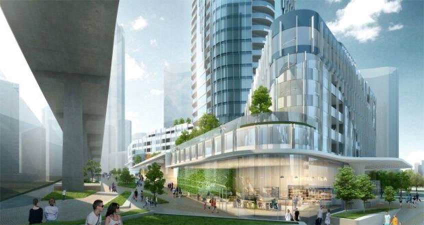 Renovations Revitalizing Vancouver Tower Center