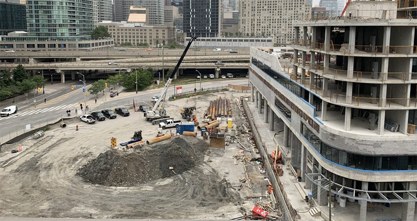 Construction Begins on Supertall Toronto Residential Tower