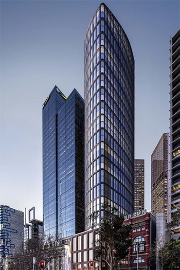 Green Light for Flinders Lane Office Towers in Melbourne