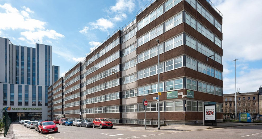 Residential Skyscraper Proposed in Glasgow