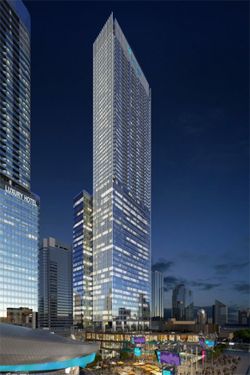 Edmonton Residential Tower Swaps Condos for Rentals Due to Covid-19-Affected Market