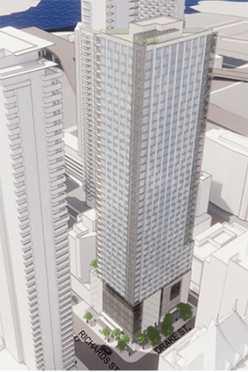 Social Housing Tower Proposed for Vancouver