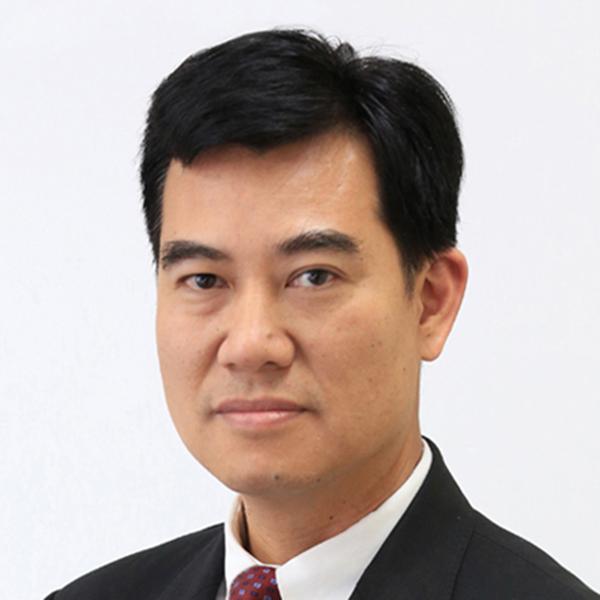 Colin Chung, portrait
