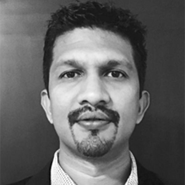 Dan Amarasekera, portrait