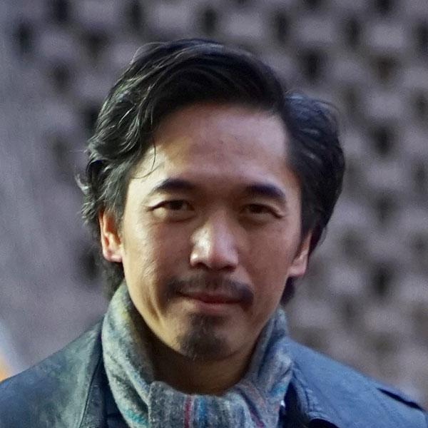 Edwin Chan, portrait