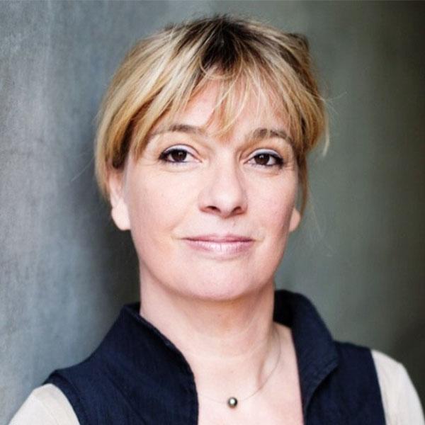 Gudrun Sack, portrait