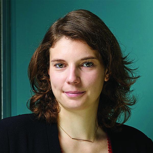 Ingrid Bertin, portrait