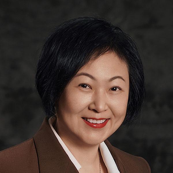 Josephine Zhou, portrait