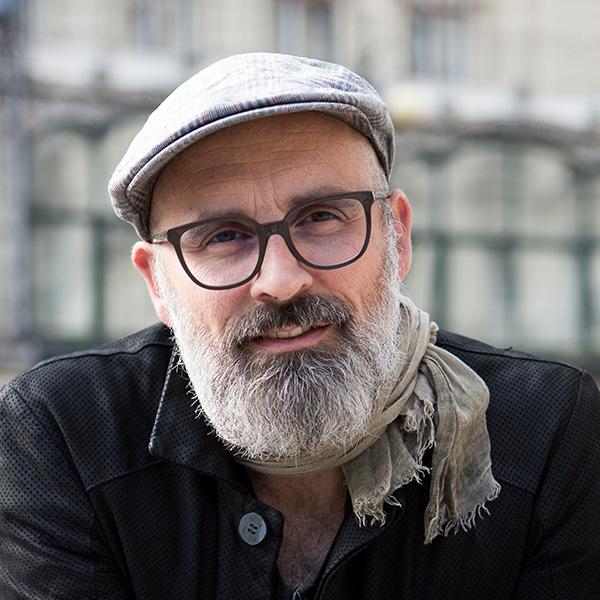 Markus Kaplan, portrait