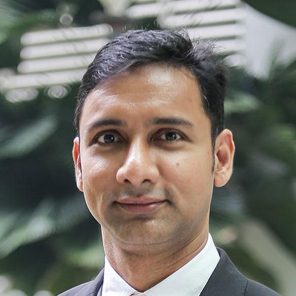 Nilesh Jadhav, portrait
