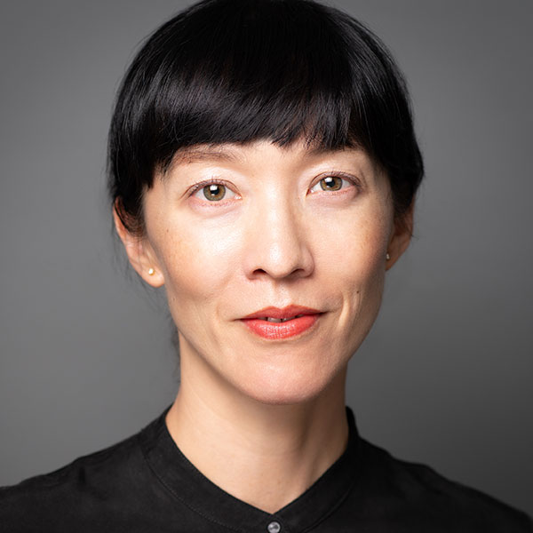 Sarah Ichioka, portrait
