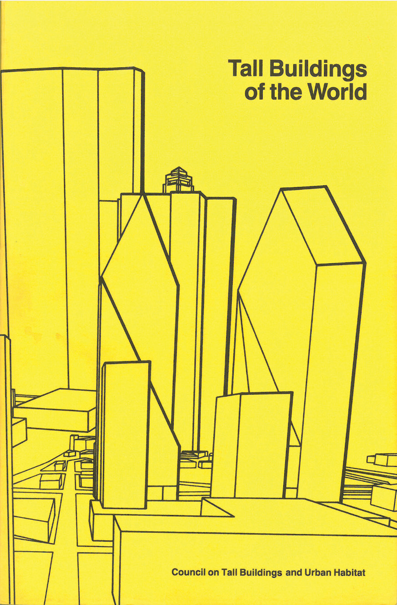 Cover of the CTBUH publication Tall Buildings of the World